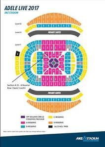 Adele Concert TIckets - ANZ Stadium (Sat 11 March 2017) Hughes Woden Valley Preview