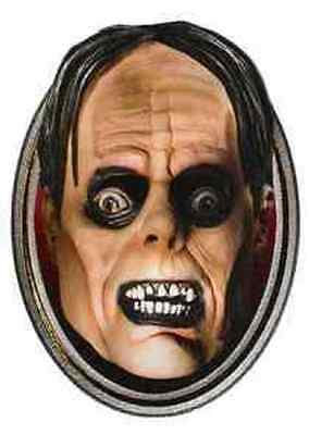 Phantom Opera Mask Lon Chaney Deluxe Collector Halloween Adult Costume Accessory