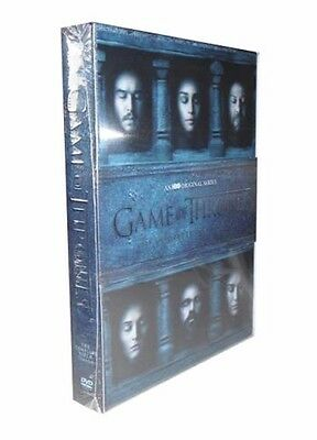 Game Of Thrones The Complete Sixth Season 6  Dvd  2016  5 Disc Set