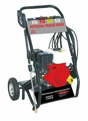 Hidrolimpiadora Gasolina 2900 PSI Potencia de alta presión- Envío urgente GRATIS