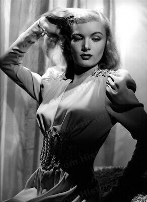 8x10 Print Veronica Lake Beautiful Fashion Portrait 1941 #4586