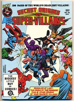 BEST OF DC #10 VF/NM, 1st Ever PENGIN Origin! Digest, DC Comics (Best Batman Comics Ever)