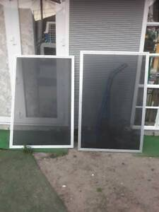 Security flyscreens