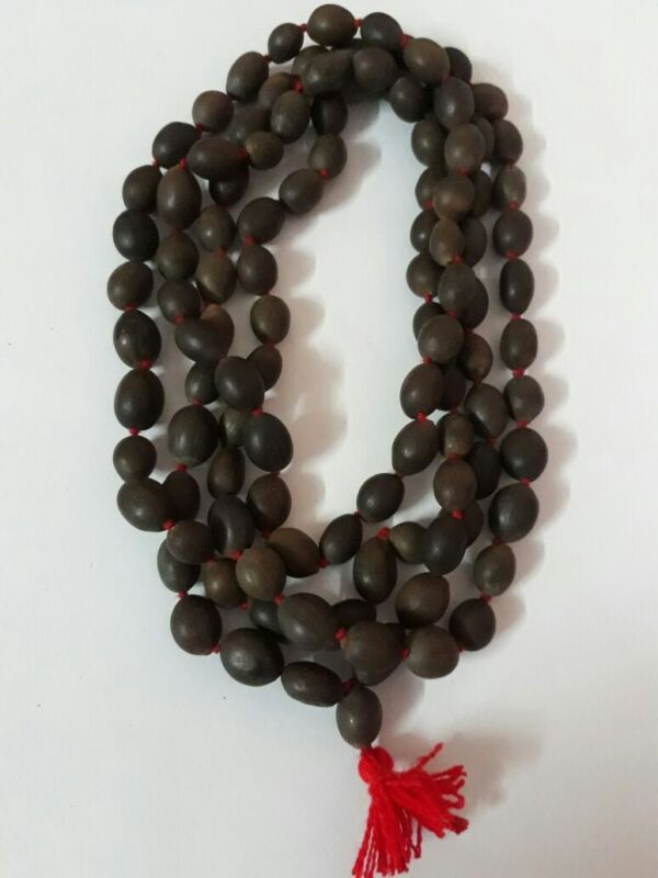 Lotus Seeds / Beads Kamal Gatta Prayer Japamala-100% Original Kamal Gatta Mala
