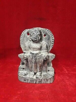 Male Figure Wooden Carved Antique Old Vintage Rare Home Decor Collectible BI-50