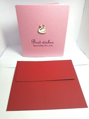 Best Wishes Gift - Best wishes gift post cards 7 color to choose from