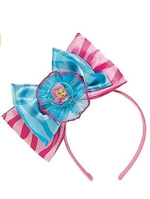 New BUBBLE GUPPIES Birthday Party MOLLY deluxe HEADBAND bows One size fits