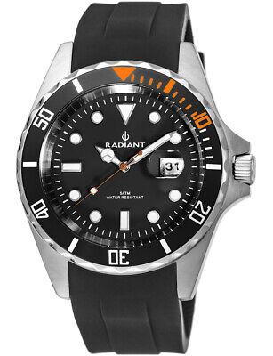 Reloj Radiant RA410604 Negro Hombre pvp 49€