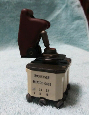 Military Generator Mep- 804a Battle Short Switch 5930-01-368-2891 Or 88-21078