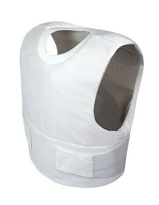 White Bullet Proof and Stab Proof vest - Kevlar