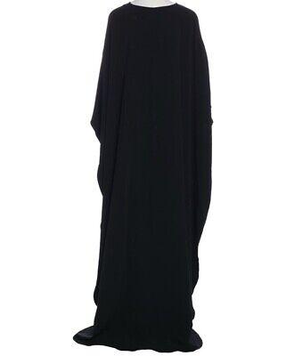 OSMAN Maxi Cape dress