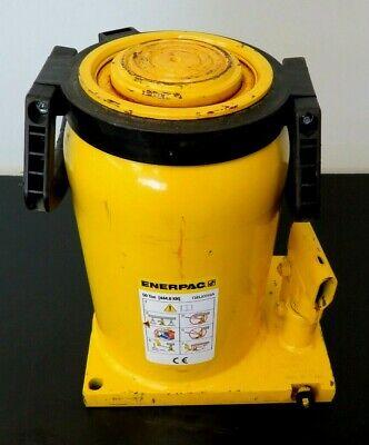 Enerpac Gbj050a 50 Ton 5.91 In Stroke Hydraulic Industrial Bottle Jack