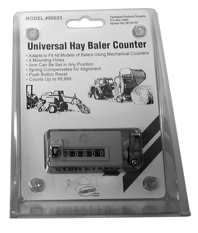 Universal Hay Bale Counter