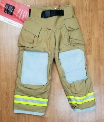 Cairns MFG. 2015 NEW Firefighter Turnout Bunker Pants 30 x 28