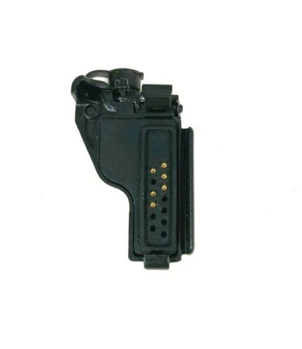 Motorola Tactical Ear 6-pin Quick Release Radio Hirose Adapter PTT XTS3000 5000