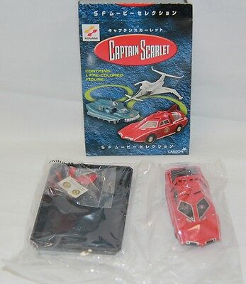 Captain Scarlet : Spectrum Saloon Car Model Made By Konami In 2001
