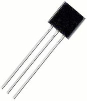 X5 Mpsa42 National Semiconductor Transistor High Voltage 300v Npn To-92