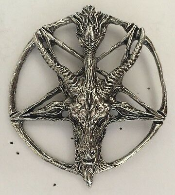 SUPERNATURAL WITCHES COVEN MEDALLION HALLOWEEN PROP SILVER PLATED](Halloween Witches Coven)