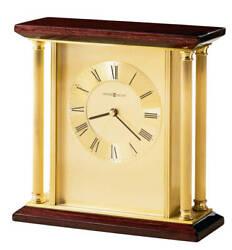 BRAND NEW Howard Miller 645-391 Carlton Table Clock