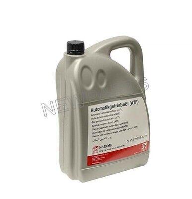 For Audi A4 A5 A6 A7 A8 Quattro Q5 RS7 5 Liter Automatic Transmission Fluid Febi