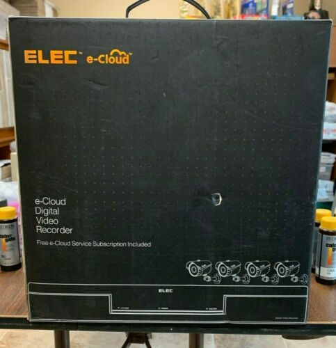 ELEC E-Cloud Security System