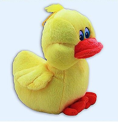 Kuscheltier Ente ca 23 cm sitzend ;Stofftier ,Plüschtier ,