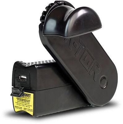 K-Tor Pocket Socket USB 1 Amp hand crank generator chargers any USB device - Hand Crank Generator
