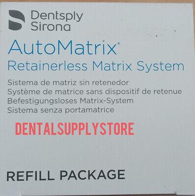 Automatrix Matrix Bands Refill Pack 72 Peices Medium Regnarrow Reg Medium Thin