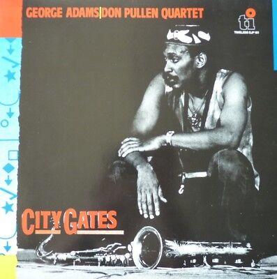 LP George Adams - Don Pullen Quartet: City Gates