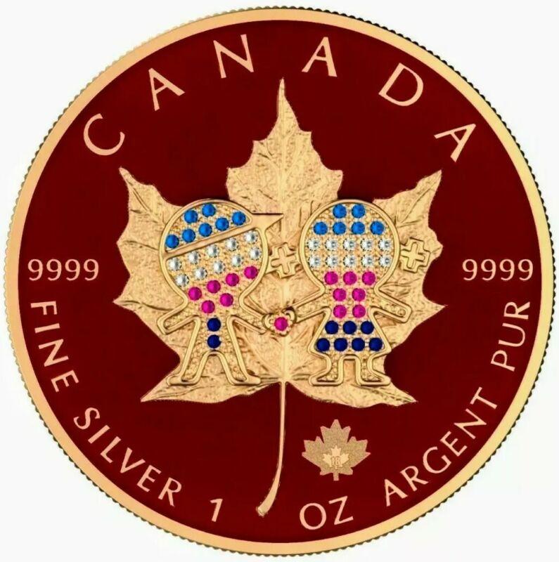 2019 Canada Maple Valentine