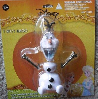 Frozen Halloween Games (OLAF FROM DISNEY FROZEN SNOWMAN  HALLOWEEN PUMPKIN PUSH IN NEW!)