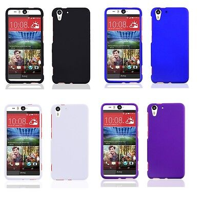 Faceplate Protector Hard Cover Case for HTC Desire EYE Phone (Phone Faceplate Protector Cover Case)