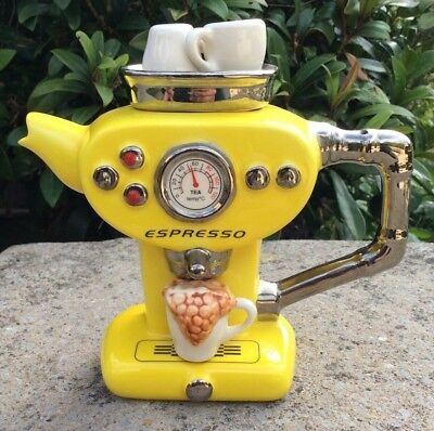 Bialetti 12800090 Exklusiver Design Tassenwärmer Cuore zur Espressomaschine