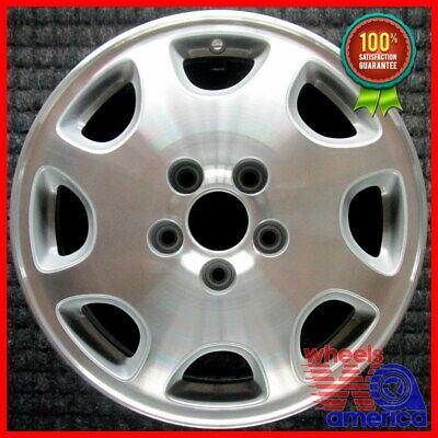 Wheel Rim Acura RL 16 1999-2001 42700SZ3A22 42700SZ3A21 OEM Machined OE 71699