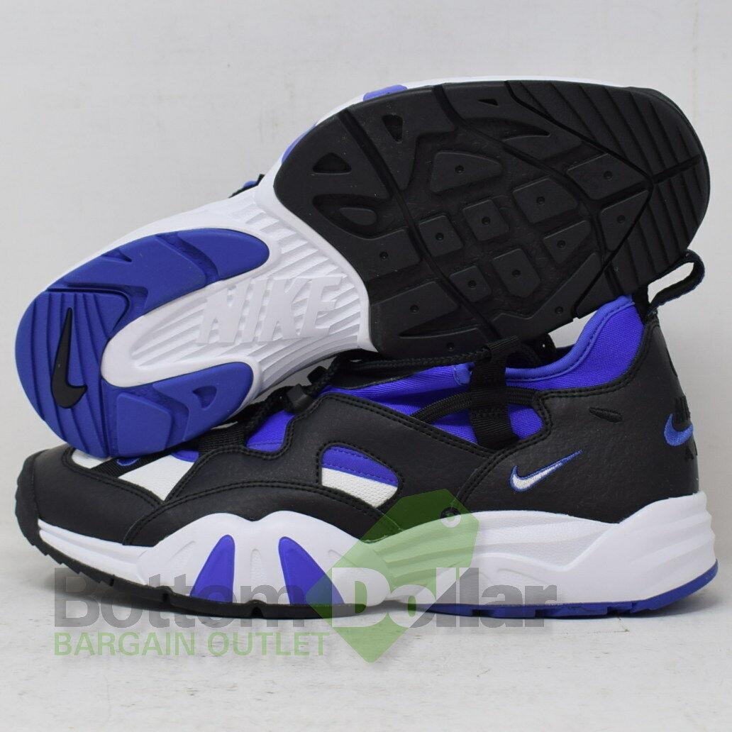 Nike AH8517-004 Men's Air Scream LWP Black/White-Violet Training Shoes