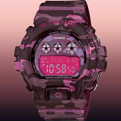 Casio GMD-S6900CF-4C Damen G SHOCK 200M WR 5 Tagesalarme Tarnen Uhr Digital gebraucht kaufen  Versand nach Germany
