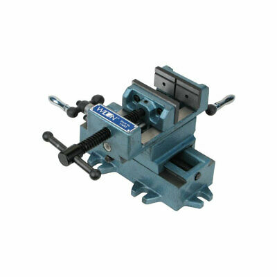Wilton Tools 8 Inch Cross Slide Table Drill Press Vice With Cast Side Knobs