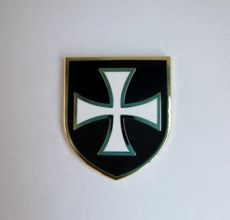Masonic Lapel Pins Badge Mason Freemason B75 Knight Templar Black