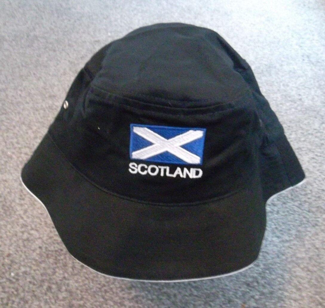 Schottland Marineblau Sonnenhut