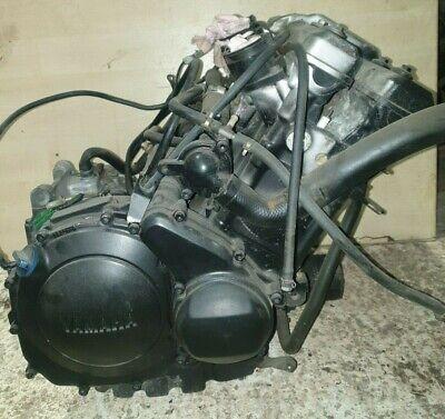 <em>YAMAHA</em> THUNDERCAT YZF600 COMPLETE ENGINE 4TV 44K MILES GOOD RUNNER