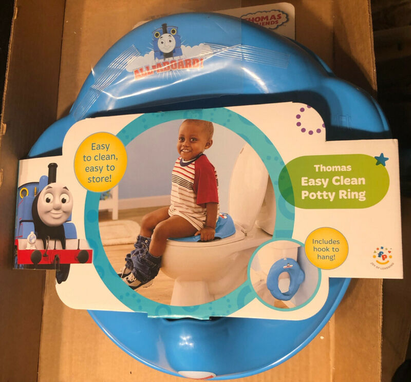 Fisher - Price Thomas & Friends Easy Clean Potty Ring NEW NEVER USED