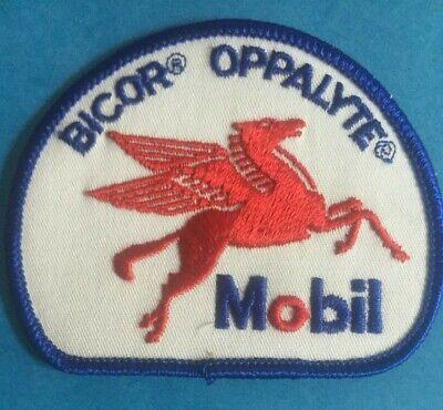 Vintage Exxon Mobil Oil Petrochemical Empolyee Uniform Hipster Jacket Patch 715R - Exxon Mobil Oil