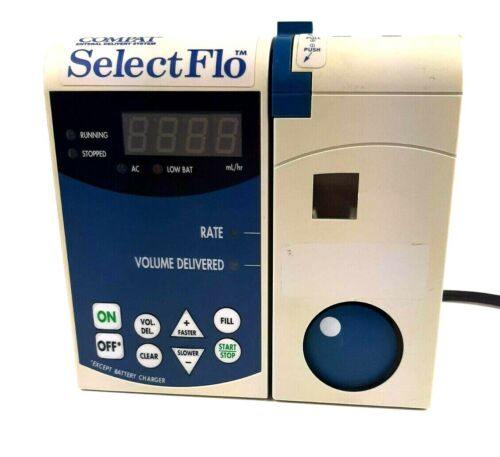 Compat Enteral Feeding Delivery System - SelectFlo 199245 - Fluid Pump Nutrition