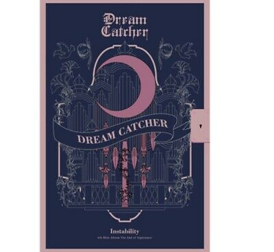 DREAMCATCHER 4th EP Album [END OF NIGHTMARE]  Intability Ver. (Sealed)
