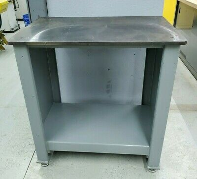 Blanchard Ground Machine Base Welding Fixture Table 24 X 36 58 Thick Top