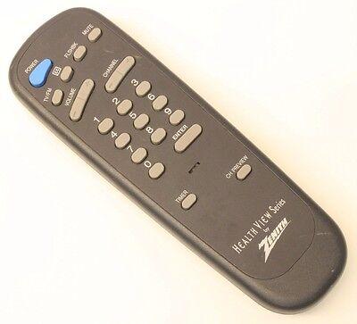 - Zenith SC637 Guest Commercial TV Remote Control for H2050DT H2058DT H2059DT