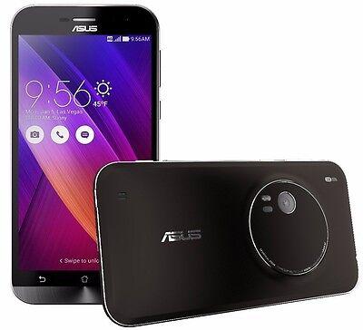 Asus Zenfone Zoom ZX551ML Black (Factory Unlocked) 64GB , 4GB RAM , 5.5 inch