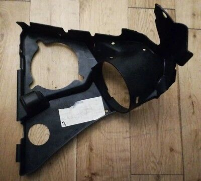 BMW E39 5 Series Upper Right Engine Compartment Cover Front 51717016562 Genuine