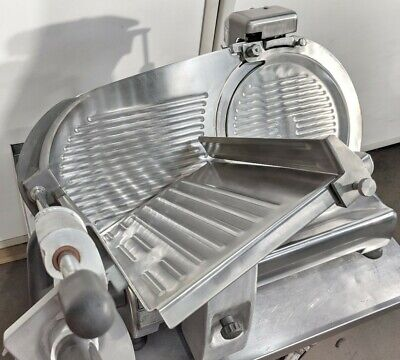 Hobart 2612 Commercial Manual Deli Meat Cheese Slicer With Sharpener - Excellent
