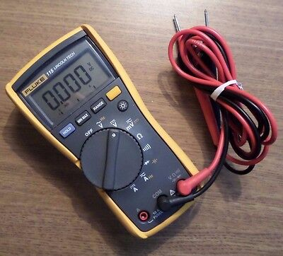 Fluke 115 Electrical Multimeter Excellent Condition. 19021620